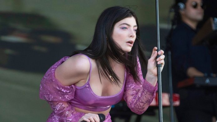Singer Lorde announces new music