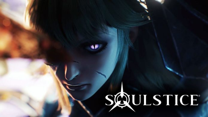 Soulstice: Announcing an innovative two-character game