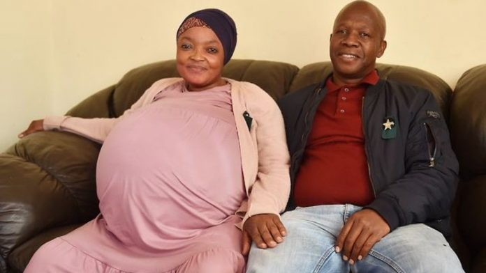 South African press report: According to the authorities, the December birth is fake