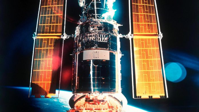 The Hubble Space Telescope is down due to a computer crash