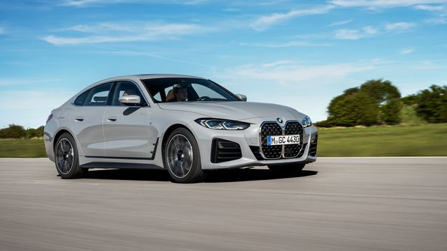 The new BMW Gran Coupé starts in November