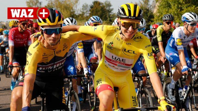 Tour de France: Pogacar and Roglic . are caught