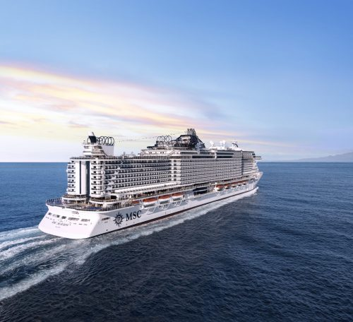 Trevor Young on MSC Seaview Highlights