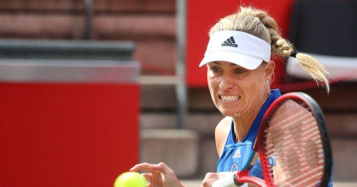 WTA Championships in Bad Homburg 2021: Angelique Kerber in the semi-finals