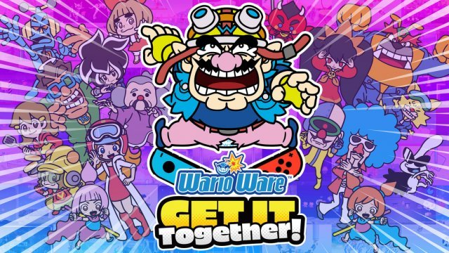WarioWare: Get It Together!  - Finally stupid microgames again!