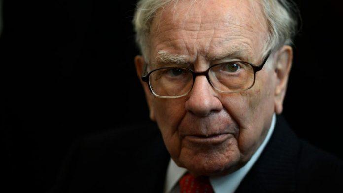 Warren Buffett has donated half of his fortune since 2006