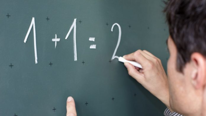Woker Activity Math is supposed to be racist now!  - Politics