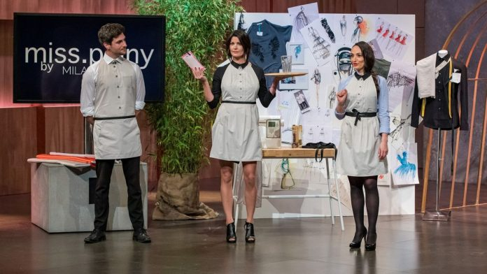 'miss.pinny' in 'The Lion's Den' 2021: Will we soon find an apron in every kitchen?