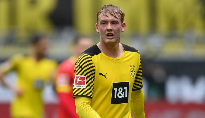BVB, news and rumors - Zorc calculates Brandt: 'I expect a performance increase from him'