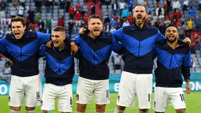 Euro 2021: Why I hated Italy - and loved it today