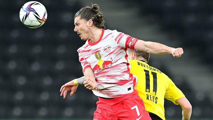 Austrian Football Association player Marcel Sabitzer against Borussia Dortmund?  - Football - International