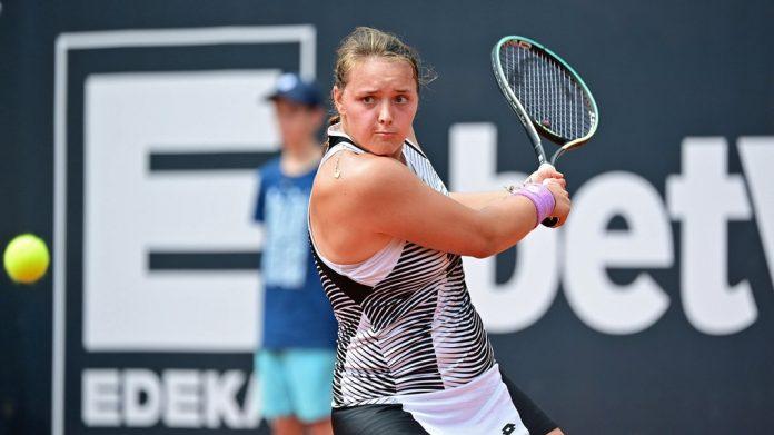 Tennis at Rothenbaum: Niemeyer in the quarter-finals |  NDR.de - Sports