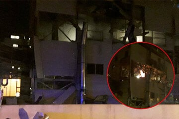 Near the border of Saxony: explosion at a Czech factory - four injured!