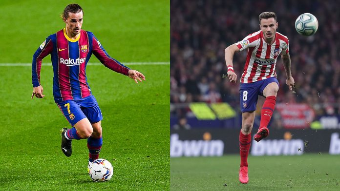 Is Barcelona planning a huge swap with Griezmann and Atletico?  - Football - International
