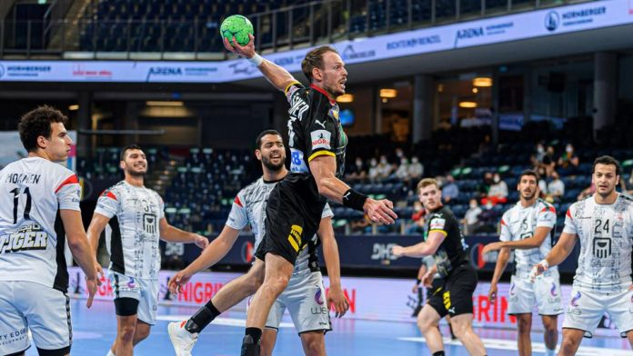 National Handball Team: Melsunger succeeds in Olympic dress rehearsal |  hessenschau.de