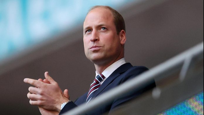 EM 2021 |  Prince William says after the final: 'I'm disgusted'