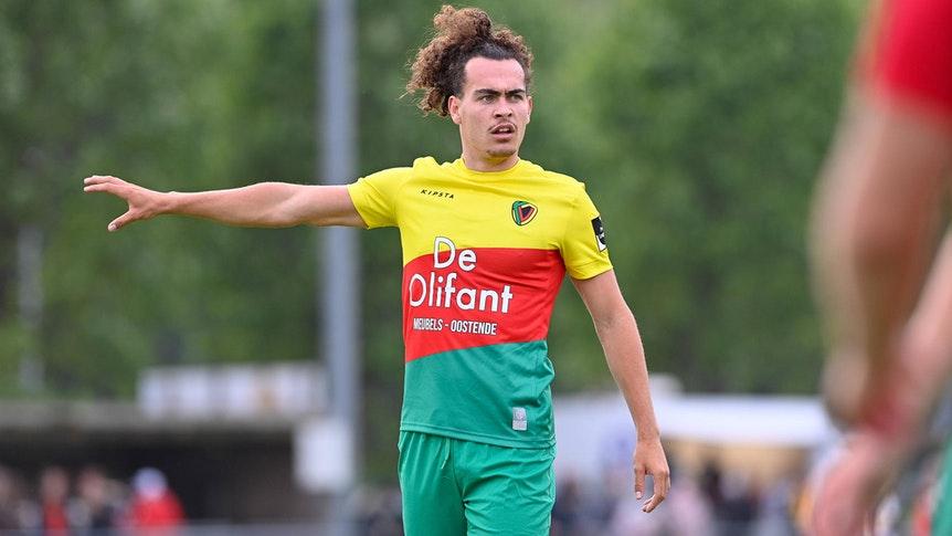 Arthur Theatt plays for KV Oostende.