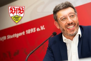 Sunday's Super Election at VfB in live tape: Claus Vogt re-elected president!