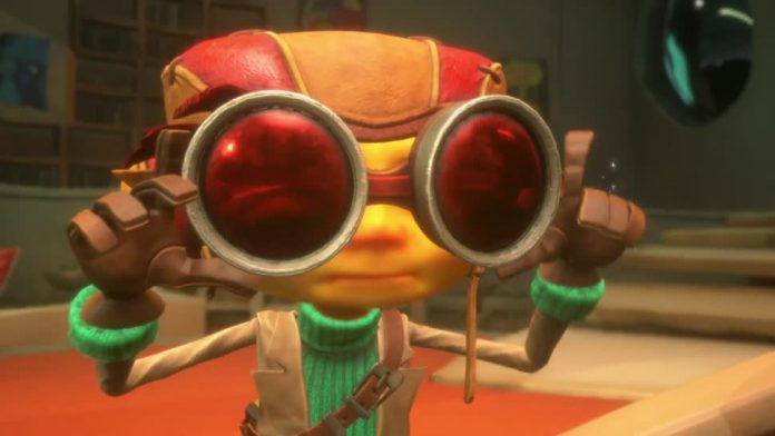 Psychonauts 2 - The story trailer for the funny platformer has arrived