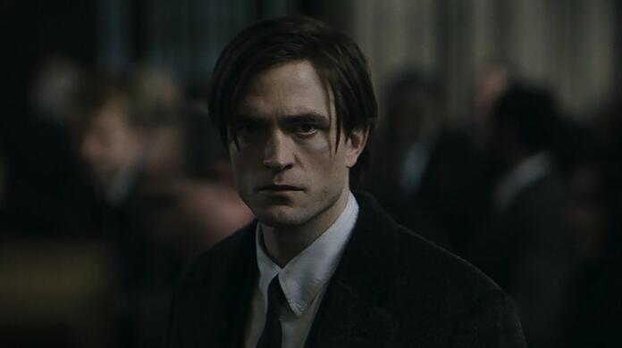 Robert Pattinson as Bruce Wayne aka Batman