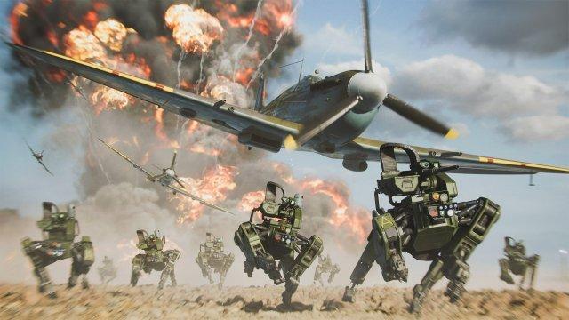 Battlefield 2042: Leaker Names Chapters Content
