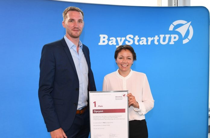 BayStartUP Business Plan Competition: Obscion takes first place