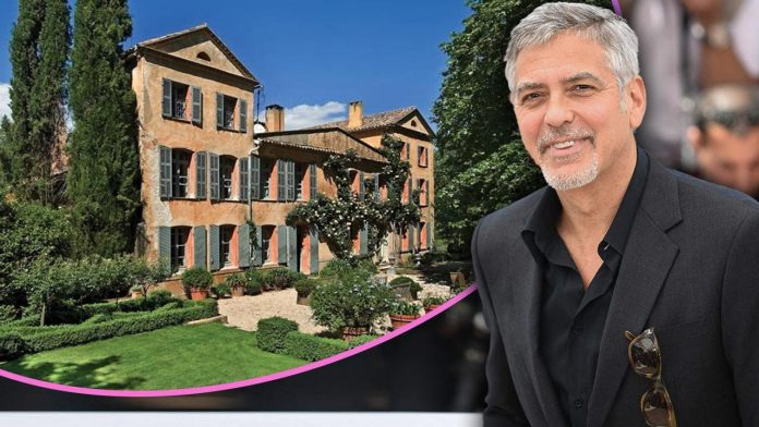 George Clooney and Amal: This is how much luxury France's new winery offers - people