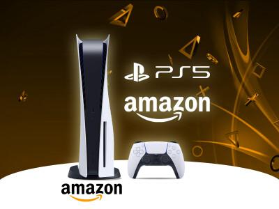 Buy PlayStation 5 on Amazon