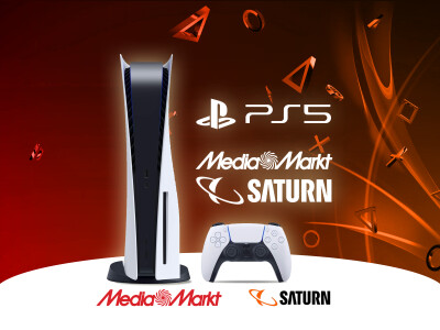 Buy PlayStation 5 from Media Markt and Saturn