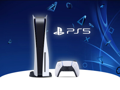 Buy and Pre-order PS5