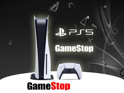 Buy PlayStation 5 from GameStop