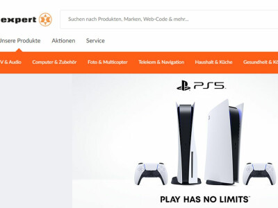 Expert also offers PS5.