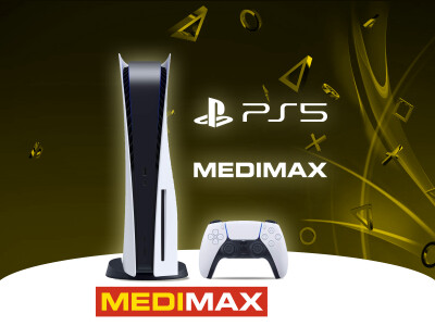 Buy PlayStation 5 from Medimax