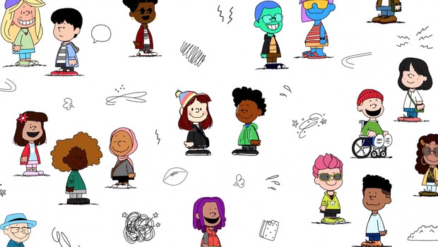 Apple launches a free tutorial on how to draw yourself as a Peanut character