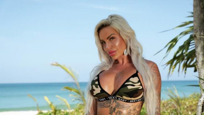 'Battle of the Reality Stars': Gina Lisa Luhvink arrested by a psychiatrist after her collapse