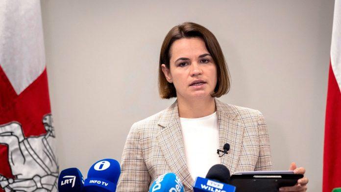 Belarus: Svetlana Tichanovskaya asks for help from the United States of America