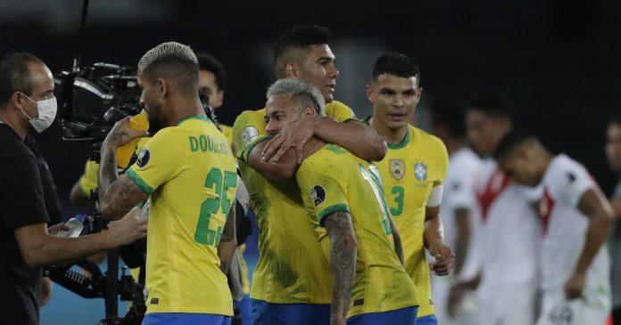 Brazil enters the 2021 Copa America final