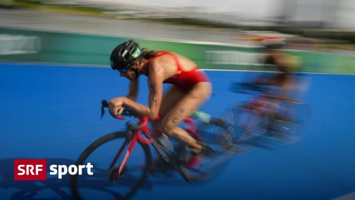 Britain's gold medal - 7th place: Switzerland chasing medals in vain in mixed triathlon - Sports