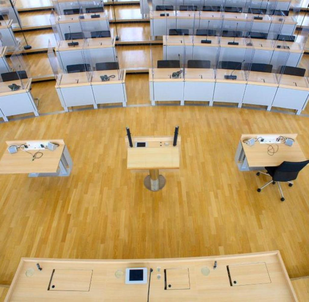 Saxony-Unhold State Parliament