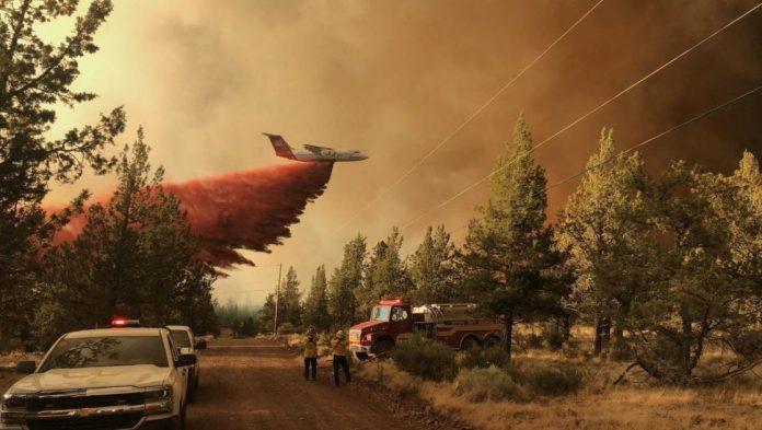 Canada: Tens of thousands of people are said to be preparing to evacuate due to wildfires