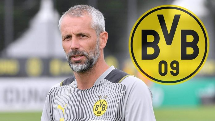 Marco Rose ist mit dem Trainingsstart beim BVB zufrieden.