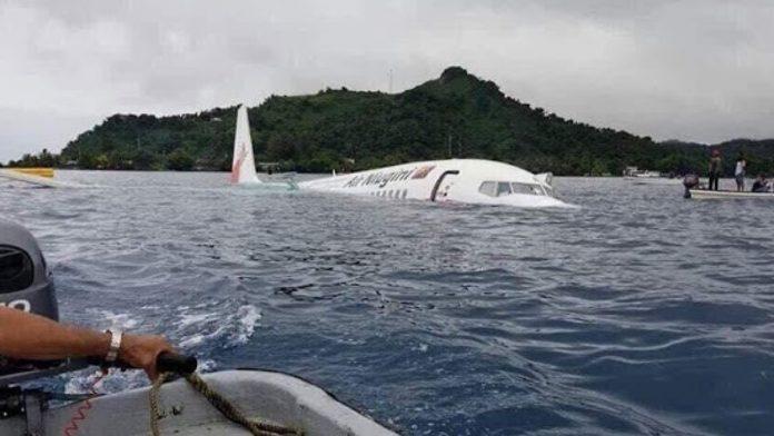 Crew rescued: Boeing pilots make emergency landing off Hawaii