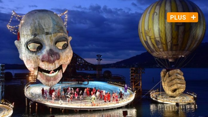 Culture on Lake Constance: Here's what the public can expect from full seats at the Bregenz Festival
