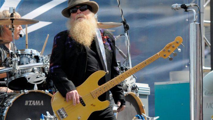 Dusty Hill: ZZ's top guitarist died