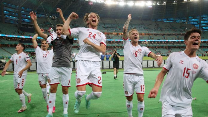 EM 2021: Denmark beats the Czech Republic in the semi-finals - rises from the rubble