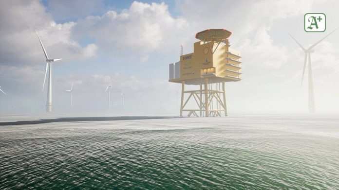 Energy companies want to produce hydrogen in the North Sea