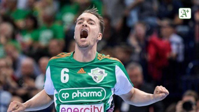 Expect left winger Kasper Mortensen at HSVH