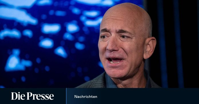 From Amazon to all - Bezos is corporate management