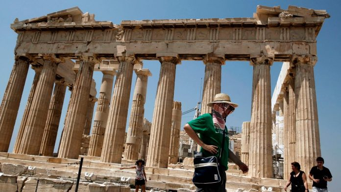 Greece: Heat wave warning for weeks - fears of forest fires and deaths
