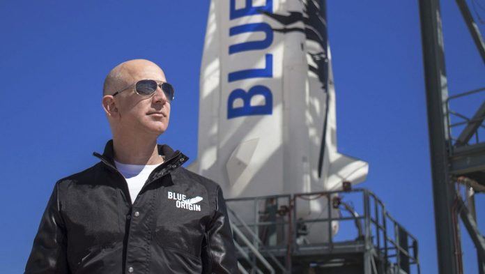 Jeff Bezos on his way to space: Big noise is part of the business model - comment